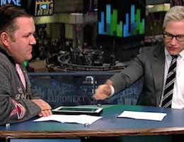 Christoph Scherbaum zu Gast bei Markus Koch an der NYSE