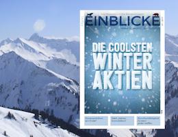 marktEINBLICKE: Die Winterausgabe ist da