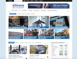 Die Börsenblogger: Relaunch mit neuem Logo