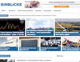 """Aus """"Die Börsenblogger"""" wird marktEINBLICKE"""